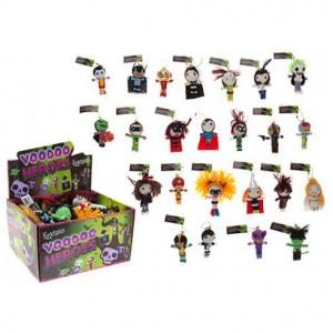 Hero Voodoo Dolls assorted keychain