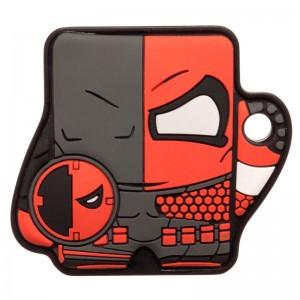 DC Comics Deathstroke foundmi keychain