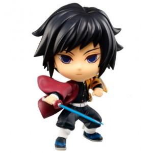 Demon Slayer Kimetsu No Yaiba Giyu Tomioka The Third Chibi Kyun-chara figure 6cm