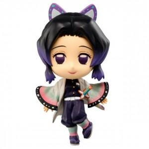 Demon Slayer Kimetsu No Yaiba Shinobu Kocho The Third Chibi Kyun-chara figure 6cm