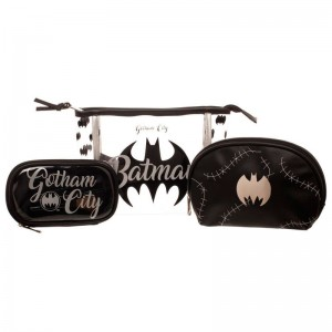 DC Comics Batman set 3 vanity case