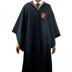 Harry Potter Gryffindor wizard robe size M