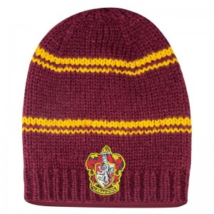 Harry Potter Gryffindor slouchy hat