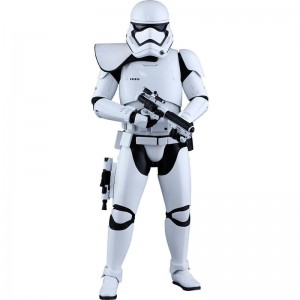 Figura First Order Stormtrooper Squad Leader Star Wars Episodio VII Sixth Scale 30cm