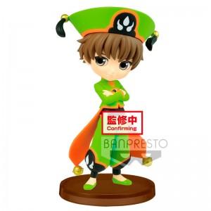 Cardcaptor Sakura Clear Card Syaoran Li Q Posket figure 7cm