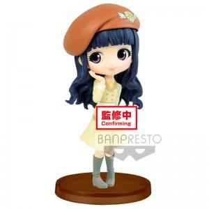 Cardcaptor Sakura Clear Card Tomoyo Daidouji Q Posket figure 7cm