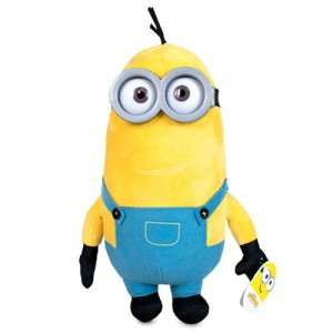Minions The Rise of Gru Kevin plush toy 35cm
