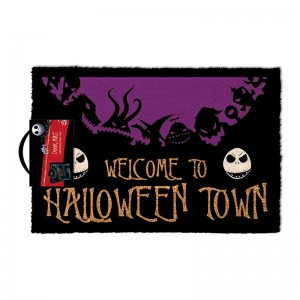 Disney Nightmare Before Christmas Doormats