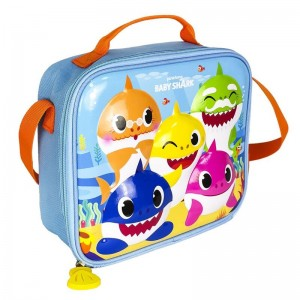 Baby Shark thermo 3D lunch bag