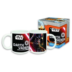 Ceramic mug Star Wars Darth Vader