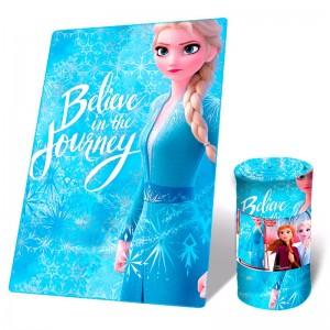 Disney Frozen 2 polar blanket