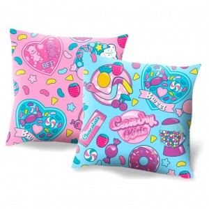 Candy cushion