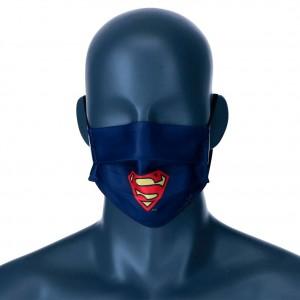 DC Comics Superman kids face mask