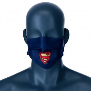 DC Comics Superman tween face mask
