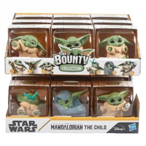 Star Wars Mandalorian Bounty Collection The Child assorted figure