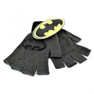 DC Comics Batman gloves