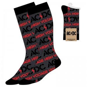 ACDC adult socks