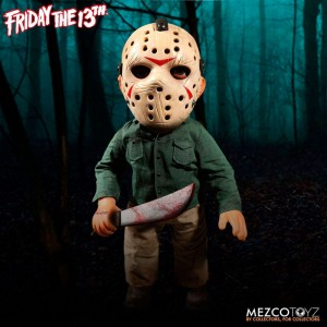Friday the 13th Jason figure 38cm with sound.