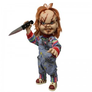 Chucky Talking Figure 38cm with voice