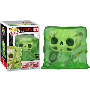 POP figure Dungeons & Dragons Gelatinous Cube Exclusive