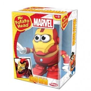 Muñeco Mr. Potato Iron Man Marvel