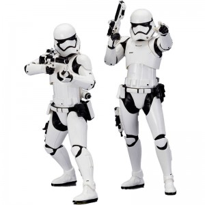 Star Wars ARTFX+ Statue 2-Pack First Order Stormtrooper