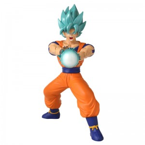 Dragon Ball Super - Super Saiyan Blue Goku figure 17cm