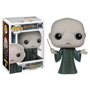 POP figure Harry Potter Lord Voldemort