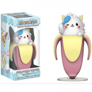 Vinyl figure Long-Haired Bananya