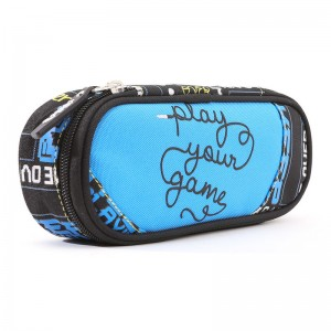 Spirit Go Gamers oval pencil case