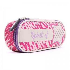 Spirit USA Violet oval pencil case