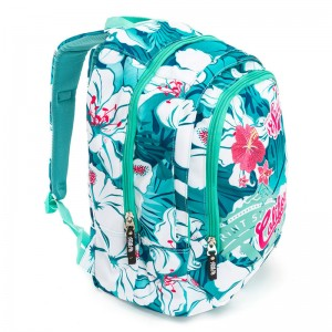 Spirit California Surf triple pocket backpack