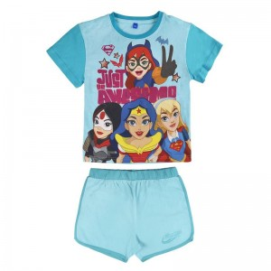 DC Comics Superhero Girls pyjama