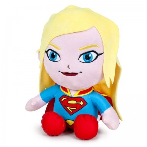 DC Supergirl soft plush toy 35cm.