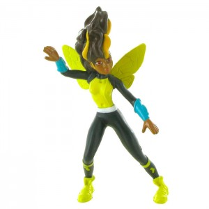 DC Super Hero Girls Bumble Bee figure