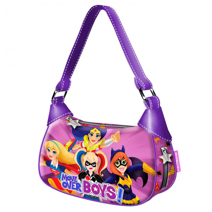 DC Superhero Girls Move Fancy hand bag