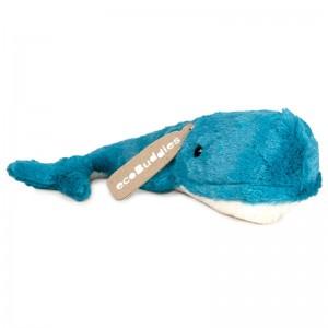 Eco Buddies Whale recicled plush toy 20cm