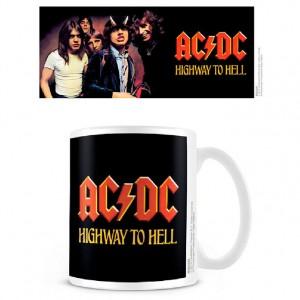 ACDC Highway To Hell mug