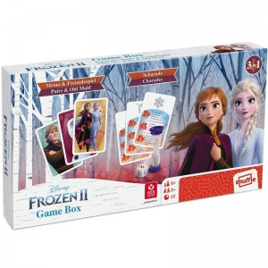 Disney Frozen 2 English game box