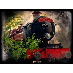 Harry Potter Hogwarts Express Prime 3D puzzle 500pcs