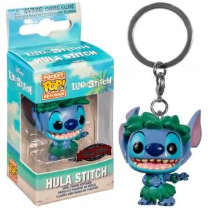 Pocket POP Keychain Disney Lilo and Stitch - Stitch In Hula Skirt Exclusive