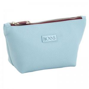 Moos Capsula Blue make up bag