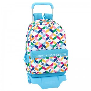 Benetton Geometric trolley 42cm trolley 905
