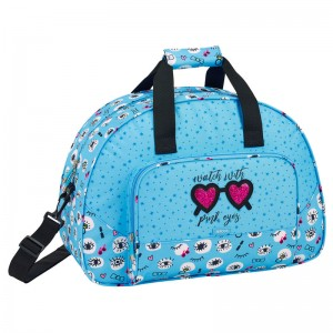 Moos Eyes sport bag 48cm