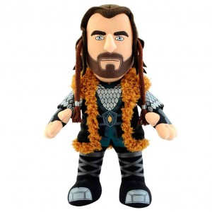The Hobbit Thorin plush toy 25cm