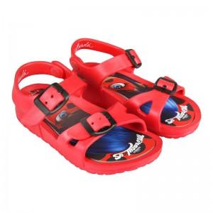 Miraculous Ladybug full print sporty EVA sandal