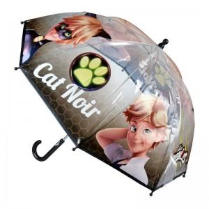 Miraculous Ladybug Cat Noir bubble POE umbrella 45cm