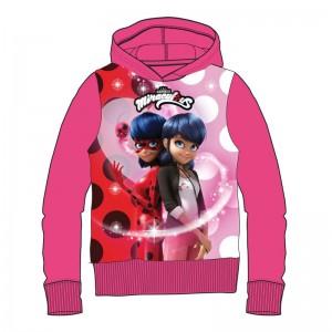 Miraculous Ladybug fuchsia sweatshirt