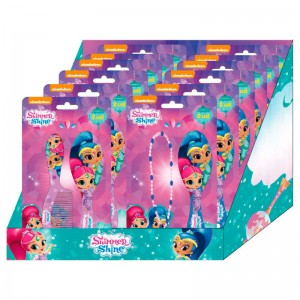 Shimmer and Shine assorted accesories brush hair