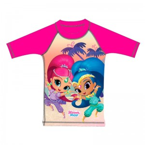 Shimmer and Shine swim tshirt